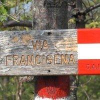 itinerari via francigena