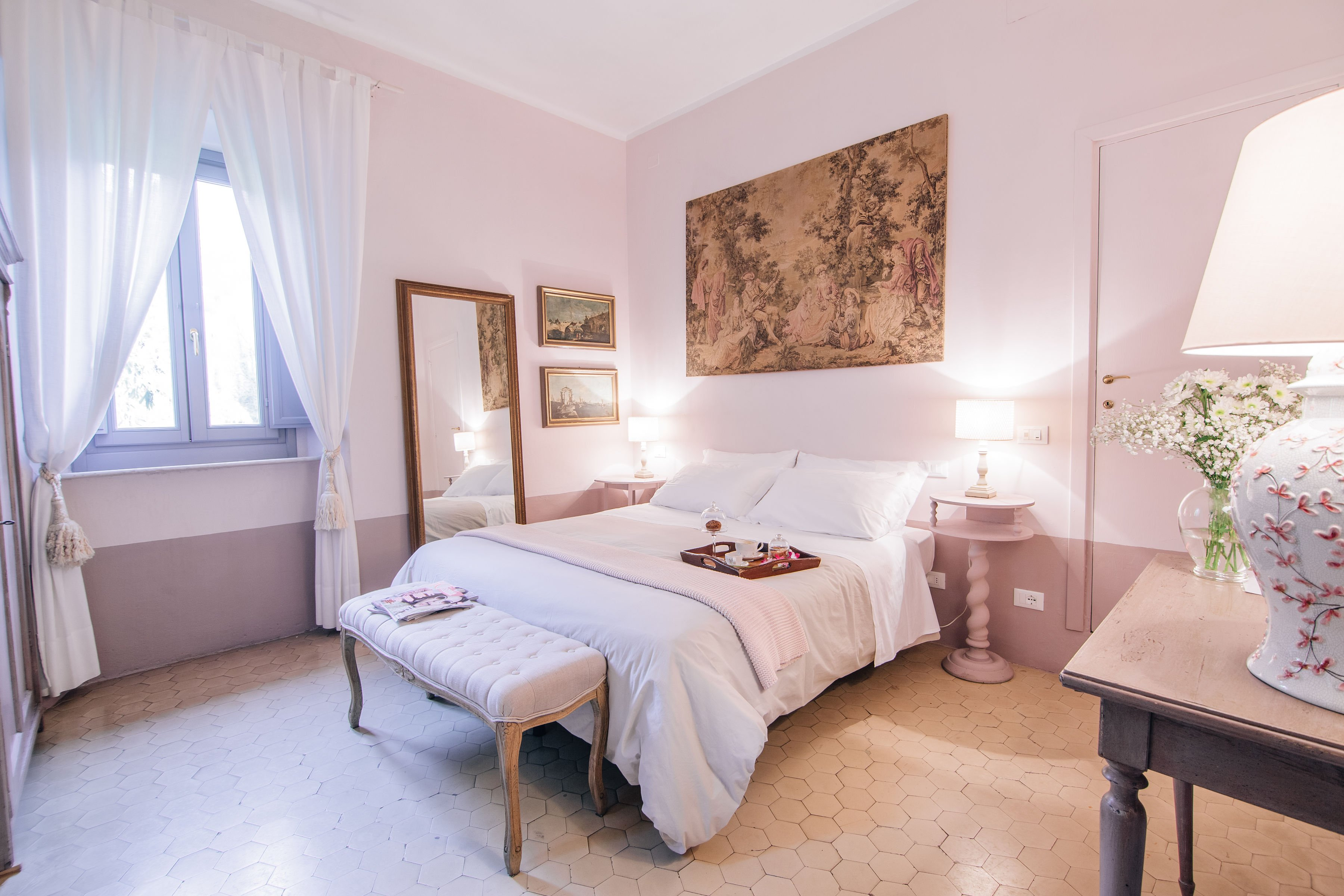Junior Suite Glicine B&B in Versilia (Toscana) Villa La Bianca